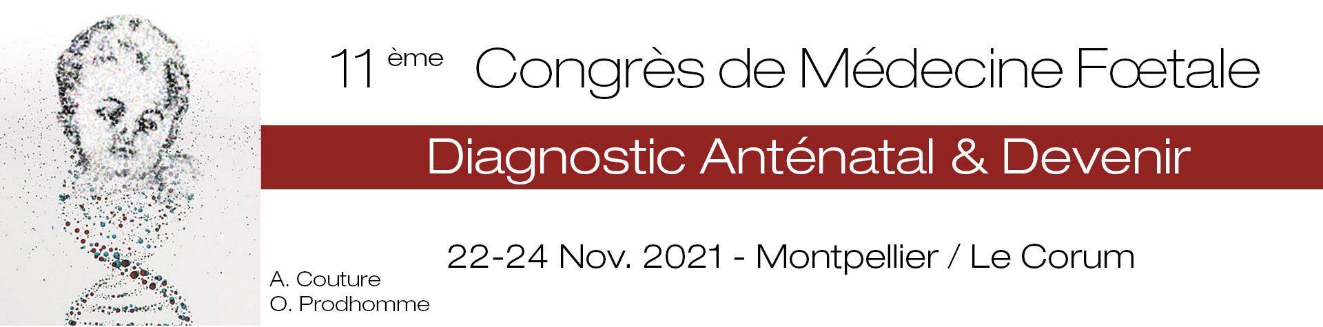 11ème Congrès de médecine fœtale